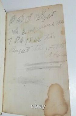 1862 MANUAL OF BAYONET EXERCISE Union Army Civil War General George McClellan