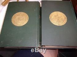 1885 set PERSONAL MEMOIRS OF GENERAL ULYSSES S GRANT Union Army Civil War 2 vols