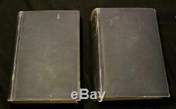 1895 PERSONAL MEMOIRS OF GENERAL ULYSSES S. GRANT Civil War SIGNED JULIA D GRANT