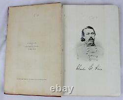 1896 General James Longstreet FROM MANASSAS TO APPOMATTOX confederate CIVIL WAR