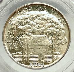 1922 CIVIL WAR General GRANT Commemorative Silver Half Dollar Coin PCGS i76437