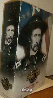 1/6 Sideshow Civil War Brotherhood of Arms General George A. Custer MIB