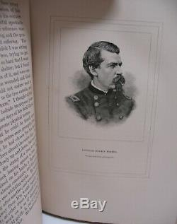 1st Ed Antique 1897 CIVIL War Book Campaigning With Grant General Horace Porter