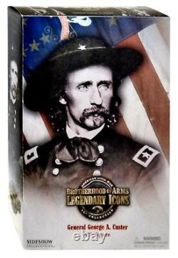 American Civil War General George A. Custer Deluxe Action Figure
