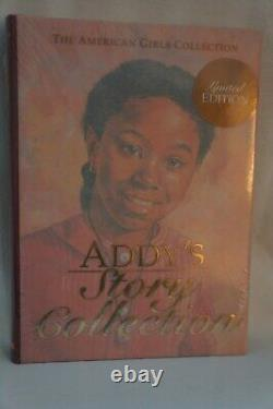 American Girl Doll Addy's Story Collection Hardcover Book & Dustjacket NEW