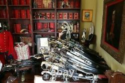 CIVIL War M 1850 Staff & Field Sword Owned By Maine Maj General Adelbert Ames