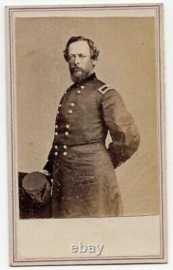 Civil War CDV Brigadier General Samuel K. Zook KIA Gettysburg