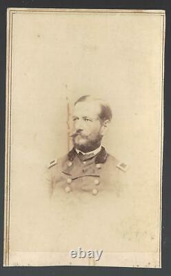 Civil War CDV General Alfred Pleasanton