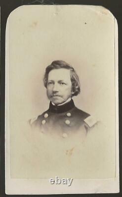 Civil War CDV Union General Amiel Whipple KIA Chancellorsville