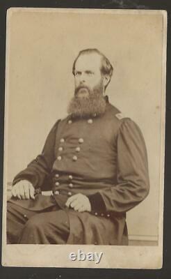 Civil War CDV Union General John Geary XII Corps