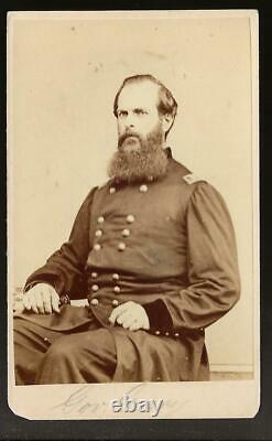 Civil War CDV Union General John Geary of Pennsylvania