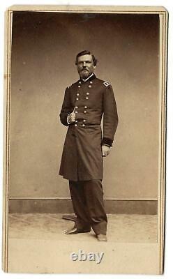 Civil War CDV Union General John Newton