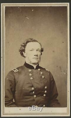 Civil War CDV Union General Joseph Reynolds