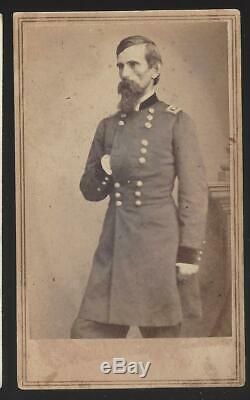 Civil War CDV Union General Lew Wallace, Ben Hur, Monocacy, Billy the Kid