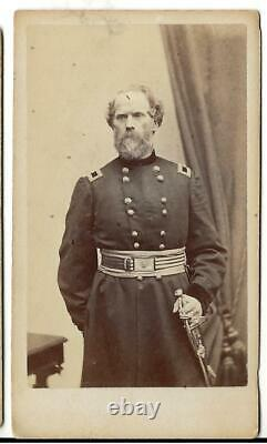 Civil War CDV Union General Robert Cowdin 1st Massachusetts Infantry