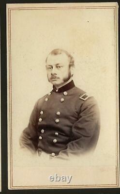 Civil War CDV Union General Robert Potter IX Corps