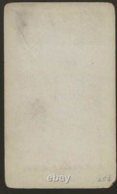 Civil War Confederate General Stonewall Jackson CDV