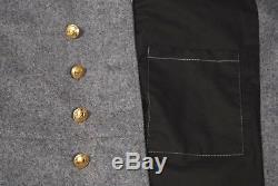 Civil War Confederate General's Frock Coat- All Sizes