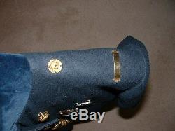 Civil War Major General Embroidered Shoulder Epaulets withCase