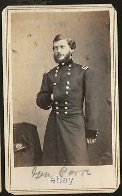 Civil War Union General John G Parke