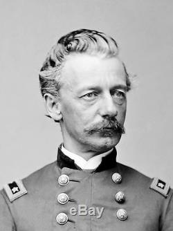 Civil War Union Major General Henry Warner Slocum Signature