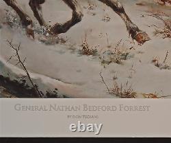 Don Troiani General Nathan B. Forrest Collectible Civil War Print