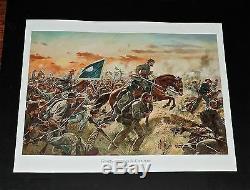 Don Troiani General Patrick R. Cleburne Collectible Civil War Print