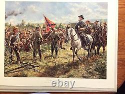 Don Troiani UNTIL SUNDOWN Civil War Print General Robert E. Lee