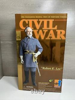 Dragon Civil War Robert E. Lee CSA Commanding General Army of Northern Virginia