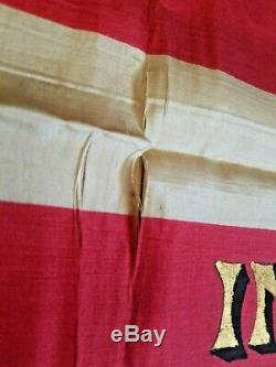 GAR POST No 5 FLAG LYNN MASSACHUSETTS General Lander Inaugural Address CivilWar