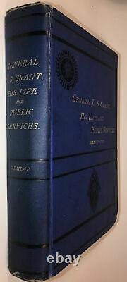 GENERAL ULYSSES GRANT! FIRST EDITION 1885! Memoirs Personal Civil War Lincoln