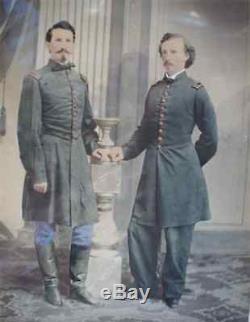 General George Custer Civil War 1863 period Photograph Henry Ulke Washington DC