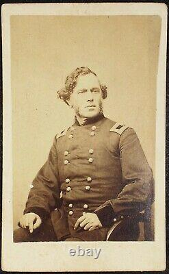 General James Blair Steedman Civil War Ohio