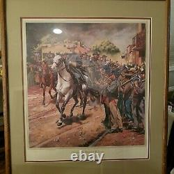 General Robert E. Lee/Army of Northern Virginia Civil War Print. By Don Troiani