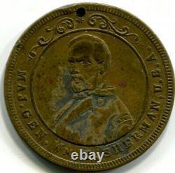 General Sherman medal, circa 1863-1864, Civil War