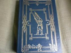 Jeff Shaara Signed Gods And Generals Easton Press Leather New CIVIL War