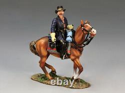King & Country CW058 American Civil War Union Cavalry General John Buford Jr