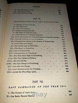 Life Of General Robert E Lee John Esten Cooke USA History Civil War And Virginia