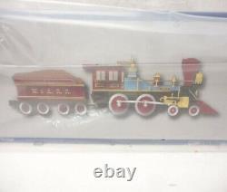 Lionel 6-58507 LCCA Great Train Chase Set 2 Civil War General Steam Engines