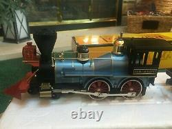 MTH 4-4-0 General Steam Engine 30-1257-1 Union Army RailKing civil war