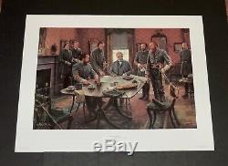 Mort Kunstler GODS and GENERALS Collectible Civil War Print
