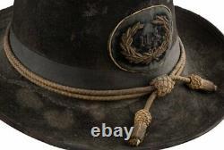 Original CIVIL War Period General Officer Gold Bullion Hat Cord Mint