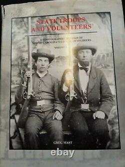 Out of Print, North Carolina State, Civil War reference book
