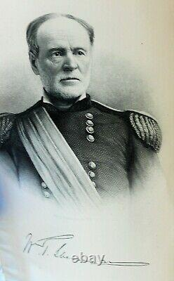Personal Memoirs of General. W. T Sherman 2 vol. Set Civil War General 1892