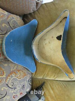 Pre CIVIL War General Coale Md. Militia John Brown Raid Harpers Ferry Army Hat