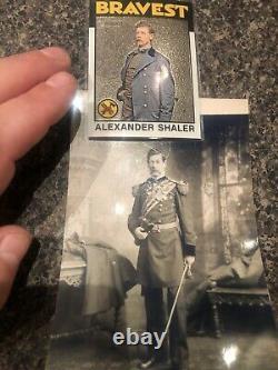 Presentation Sword Medal Of Honor Winner General Alexander Shaler Civil War Hero