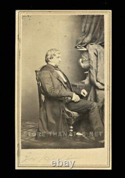 Rare Joseph Holt Lincoln Appt'd Judge Advocate, Army General / Civil War Stamp