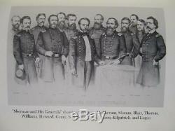 Sherman At War General William T. Sherman's To The Ewings CIVIL War