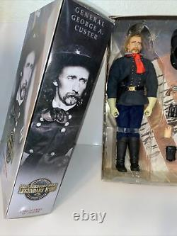 Sideshow Brotherhood of Arms General George A Custer Civil War 12 Action Figure