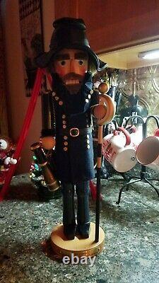 Steinbach Nutcracker Civil War Major General Tecumseh Sherman